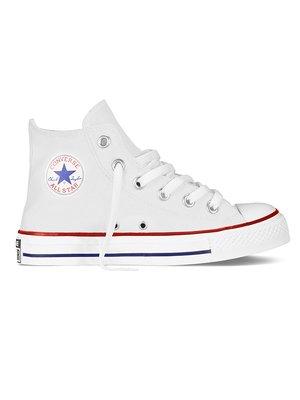 Кеды белые с фирменным логотипом | 3400888