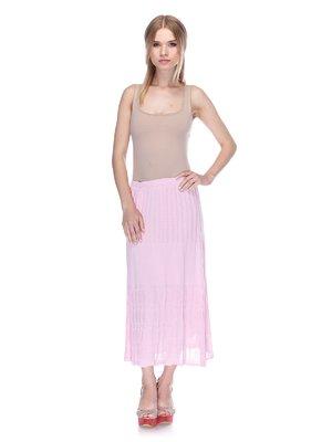 Юбка розовая | 3400203