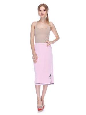 Юбка розовая | 3400200