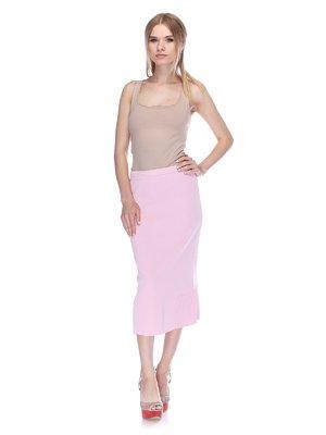 Юбка розовая | 3400193