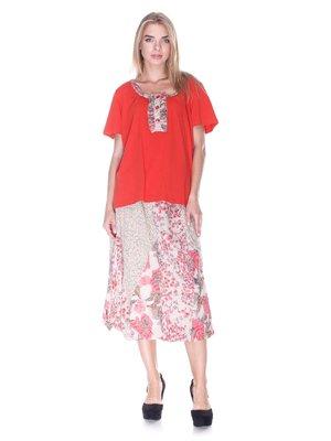 Комплект: блуза и юбка | 3399957