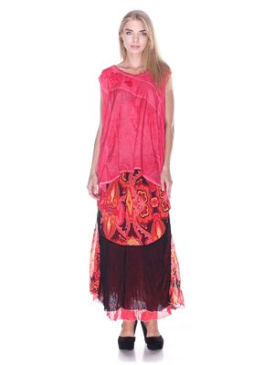 Блуза розовая | 3400025