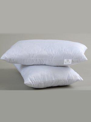 Подушка Fiber 3D біла (50х70 см) | 2924537