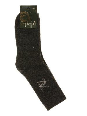 Шкарпетки сірі   3406042