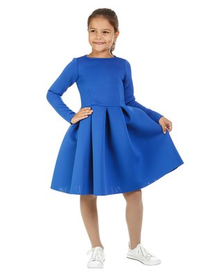 Сукня кольору електрик | 3419682
