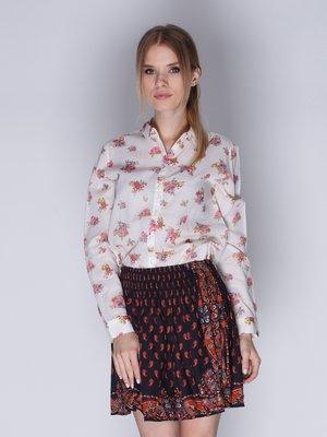 Рубашка в принт | 3010016