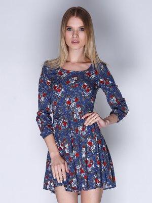 Сукня синя | 3010612