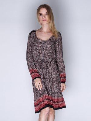 Сукня в принт | 3010629