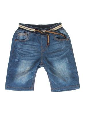 Бриджі сині джинсові | 3419964