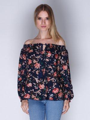 Блуза в принт | 3010014