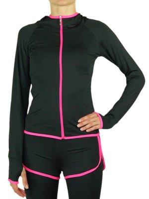 Фитнес-корсет черный для похудения | 3421834