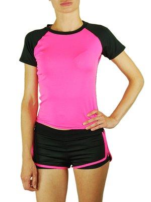 Костюм спортивный: футболка и шорты | 3421838