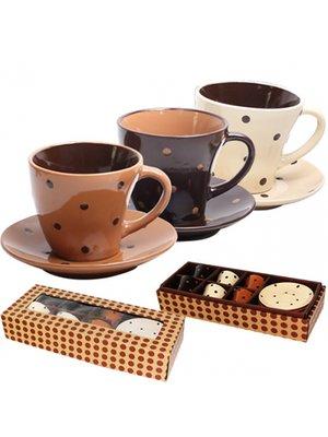Сервиз чайный «Карамель» (12 предметов) | 3425336