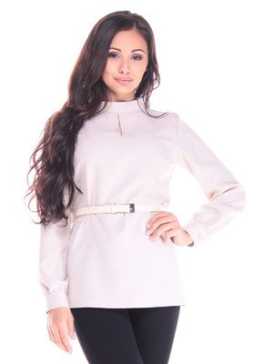 Блуза бежевая | 3184330