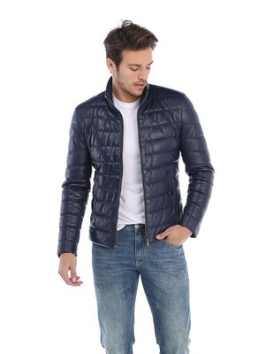 Куртка темно-синя | 3190537
