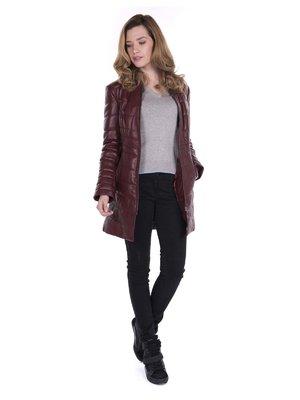 Куртка бордовая   3420800