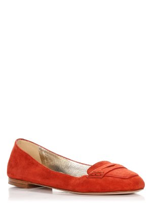 Балетки помаранчеві - Ines de la Fressange - 3435390