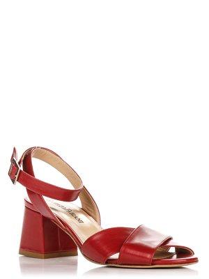 Босоніжки червоні - Giorgio Fabiani - 3435335