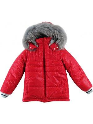 Куртка червона | 3437562