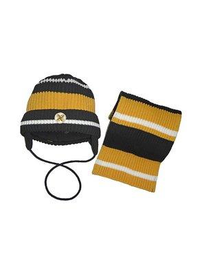 Комплект: шапка і шарф | 3437648
