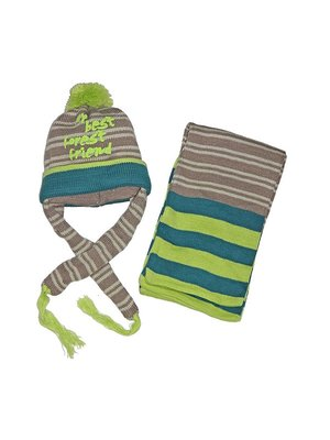 Комплект: шапка і шарф | 3437652