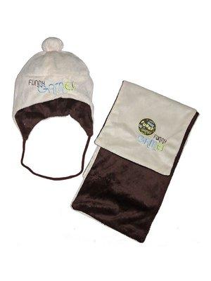 Комплект: шапка і шарф | 3437663