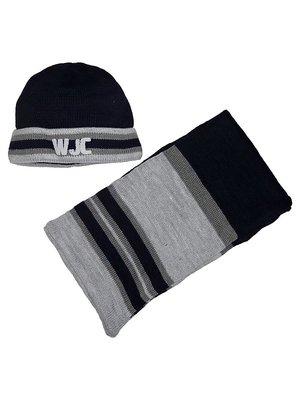 Комплект: шапка і шарф - wojcik - 3437688