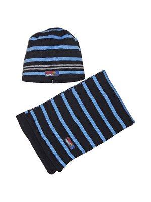 Комплект: шапка і шарф | 3437734