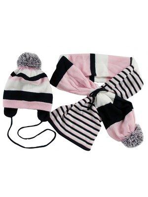 Комплект: шапка і шарф - wojcik - 3437750