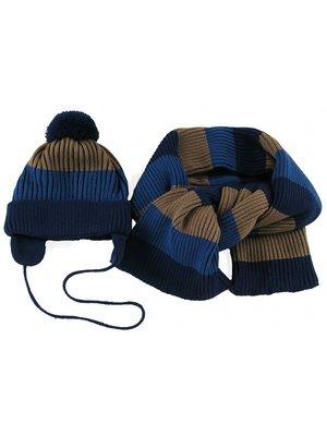 Комплект: шапка і шарф | 3437758