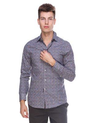 Рубашка в принт   3202458