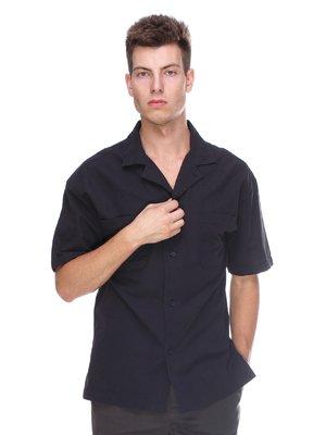 Рубашка черная | 3126189