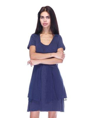 Сукня синя | 3431643