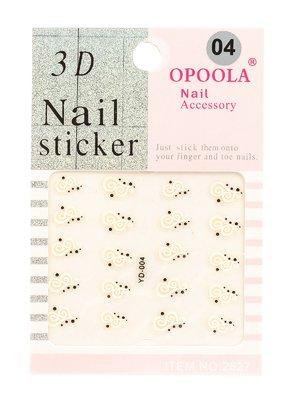Наклейки для нігтів | 3415487