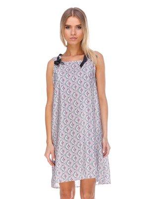 Платье в принт | 3423828