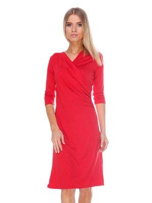 Платье красное | 3423808