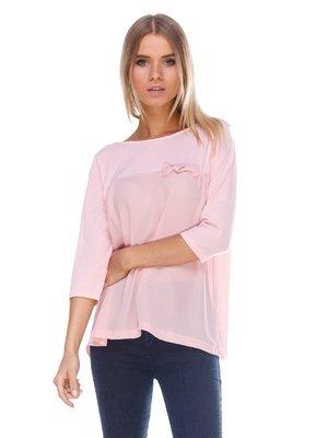 Блуза рожева | 3423803