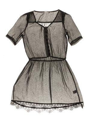Сукня чорно-біла | 3431625