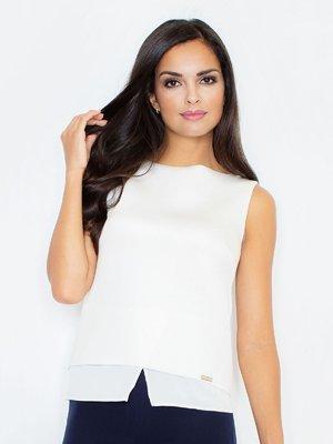 Блуза молочного кольору | 3440849