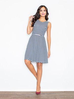 Платье в полоску | 3441023