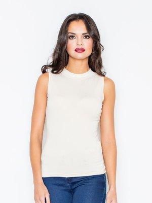 Блуза молочного кольору | 3441068