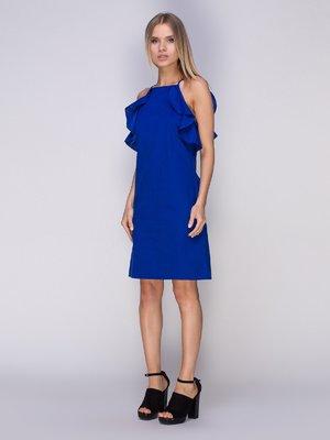 Сукня кольору електрик | 3429177