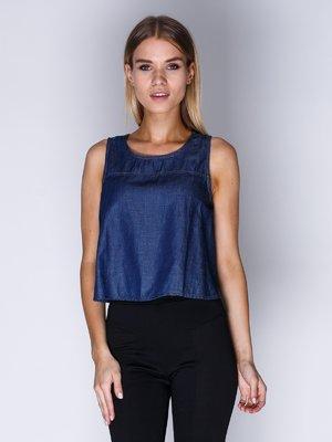 Блуза синяя | 1899583
