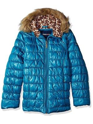Куртка блакитна на флісі | 3444625