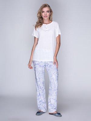 Пижама: футболка и брюки | 3011264