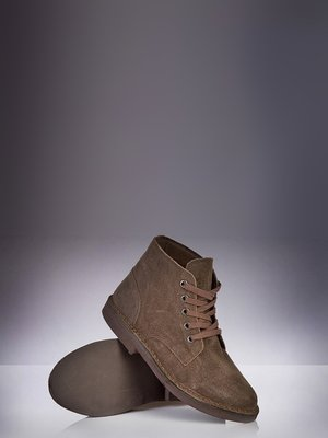 Ботинки темно-коричневые | 3450613