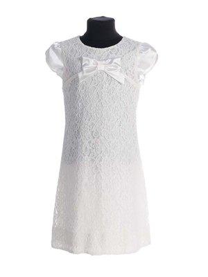 Платье молочного цвета   3260019