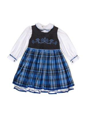 Комплект: сарафан и блуза   3451145