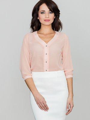 Блуза розовая | 3455342