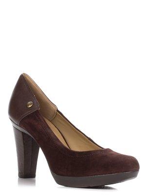Туфлі шоколадного кольору | 3063712